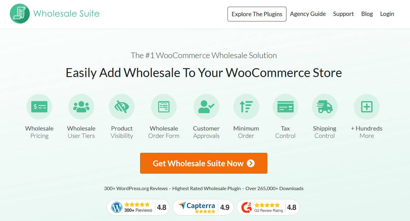 plugin Wholesale Suite